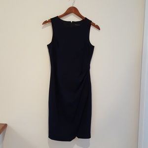 Dark Blue Banana Republic Dress